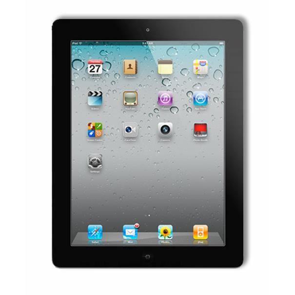 """TABLETTE TACTILE Apple iPad 2, 24,6 cm (9.7\""""), 1024 x 768 pixels,"""