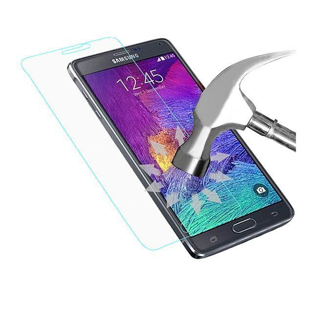 Protection cran verre tremp pour galaxy note 4 achat for Photo ecran note 4