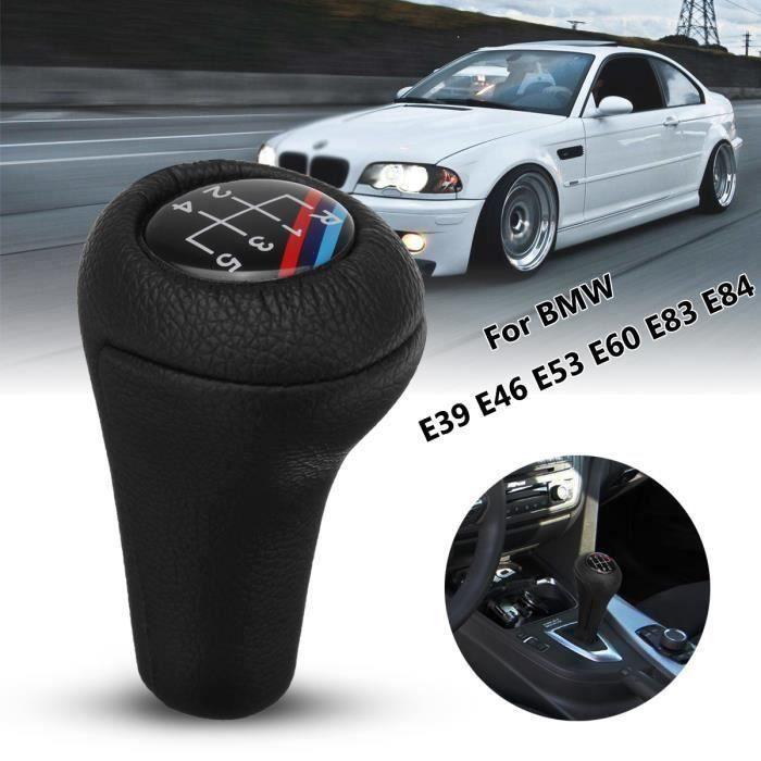 R BMW E30 E32 E34 E36 E38 E39 E46 E53 E83 Pommeau de Levier de 5 Vitesses