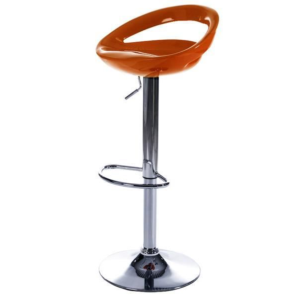 Tabouret De Bar Design En Plastique Polym Re De Achat