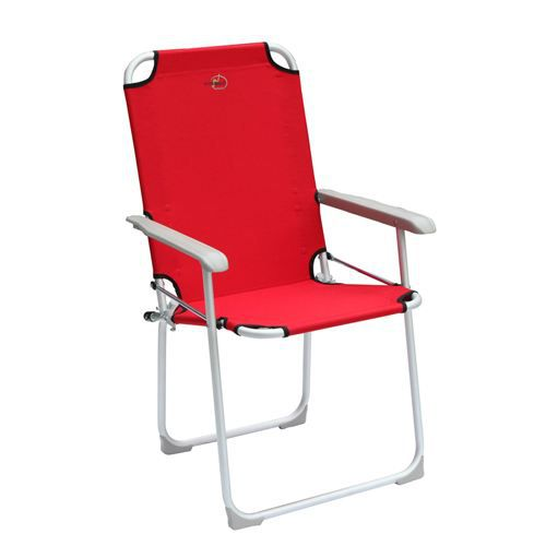 fauteuil de camping pliant almeria aluminium achat. Black Bedroom Furniture Sets. Home Design Ideas