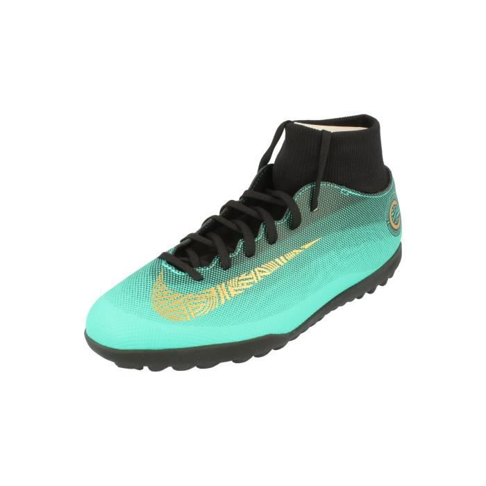 86c45ea5df Nike Superflyx 6 Club Cr7 Tf Hommes Football Boots Aj3570 Soccer Cleats 390