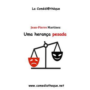 LIVRE ESPAGNOL Uma herança pesada. Edition en portugais