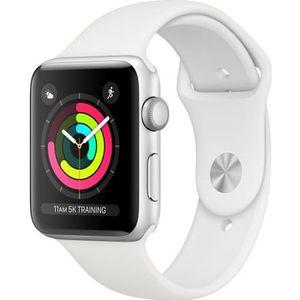 MONTRE CONNECTÉE Apple Watch Watch Series 3, OLED, Écran tactile, G