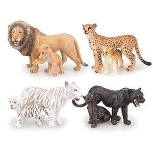 En plastique réaliste faune jungle forêt animaux zèbre Action Figure
