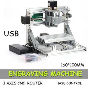 KIT GRAVURE 3 Axes CNC USB Router Graveur Gravure Fraiseuse Ma