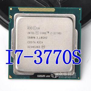 PROCESSEUR Intel Quad Core Processeur - Core i7 3770 S - 3,1