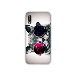 Coque Huawei Honor 8X animaux 2 taille unique Loup Noir N