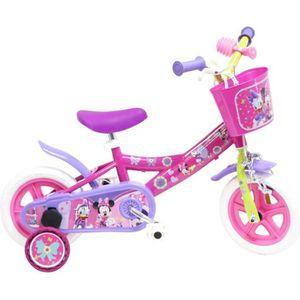 VÉLO ENFANT DISNEY Vélo 10'' MINNIE - 2 à 3 ans - Enfant