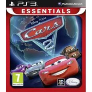 JEU PS3 Cars 2 (Essentials) (Playstation 3) [UK IMPORT]