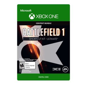 EXTENSION - CODE DLC Battlefield 1: Shortcut Kit - Ultimate Bundle