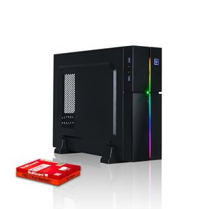 UNITÉ CENTRALE  Fierce Seeker PC Gamer de Bureau - AMD A-Series 96
