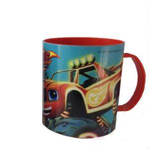 Verre à eau - Soda Tasse Blaze et les Monster Machines Disney mug pla
