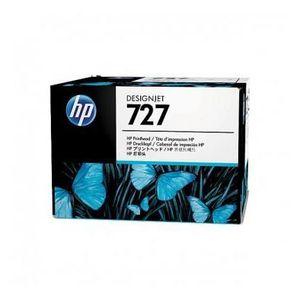 TÊTE D'IMPRESSION HP Tête d'impression 727 - Pack de 1 - Noir / Coul