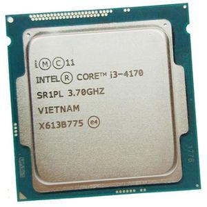 PROCESSEUR Processeur CPU Intel Core I3-4170 3.7Ghz SR1PL LGA