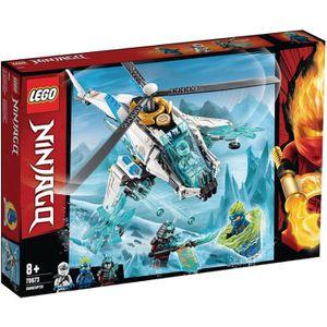 ASSEMBLAGE CONSTRUCTION LEGO® NINJAGO® 70673 Le ShuriCopter