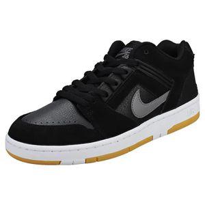 BASKET Nike SB Air Force Ii Low Homme Baskets Gris Noir