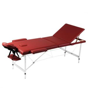 Table de massage Table de massage relaxation Table esthetique Table