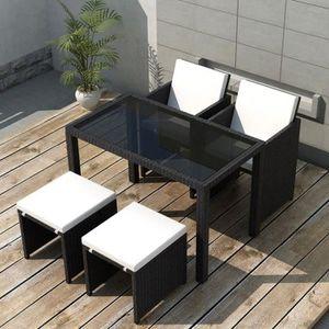 Salon De Jardin Table Haute
