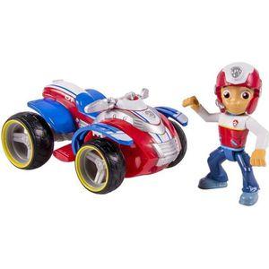 FIGURINE - PERSONNAGE Paw Patrol Vehicule et figurine ryder