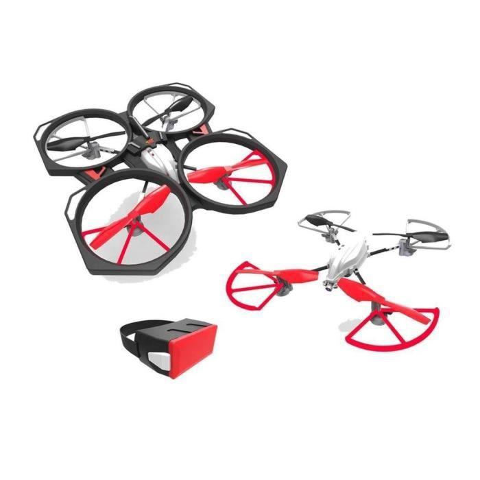 Voiture télécommandée Air Hogs FPV Quad Drone