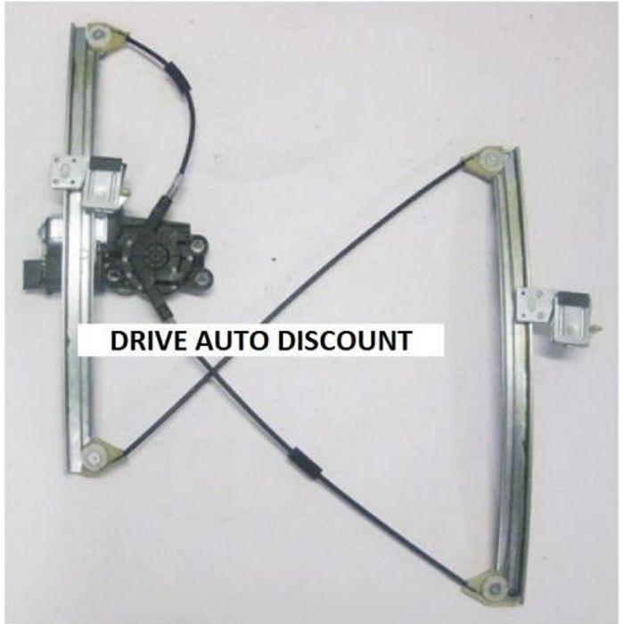 Mécanisme lève-vitre option confort avant gauche, Peugeot 307 CC après 9/02