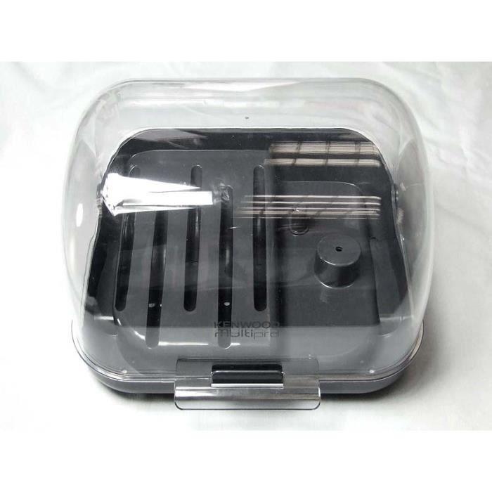 Boite de rangement disques et couteaux - Robot ménager - KENWOOD (35954)