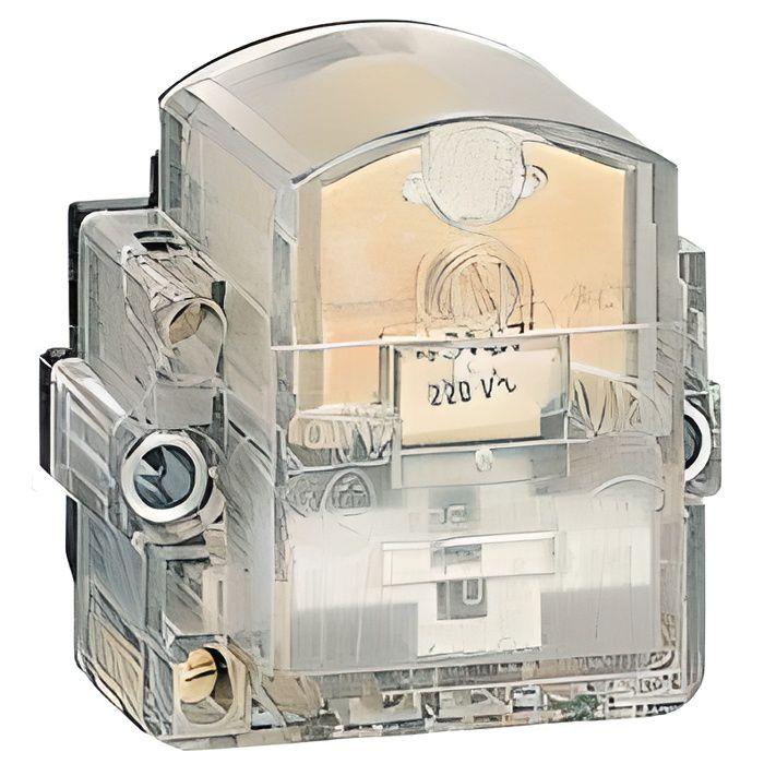 LEGRAND Télérupteur 2P 10 AX 250V intensité absorbée 0,04A