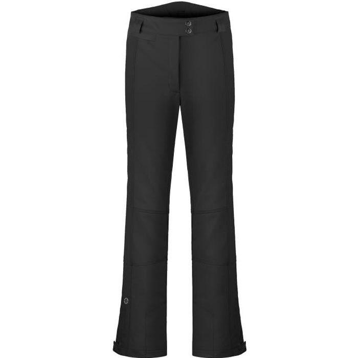 Pantalon De Ski/snow Poivre Blanc Stretch Ski Pants 0820 Black Femme