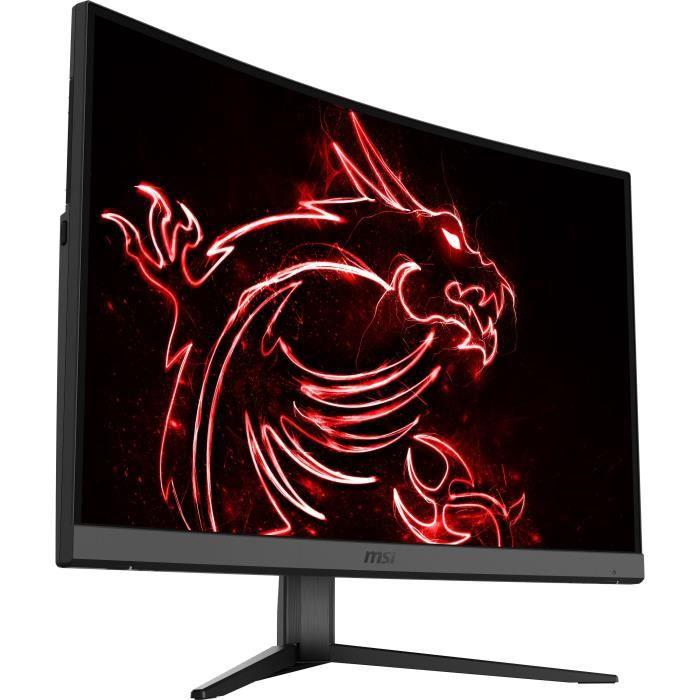 Ecran PC Gamer Incurvé - MSI Optix MAG272C - 27- FHD - Dalle VA - 1 ms - 165Hz - AMD FreeSync