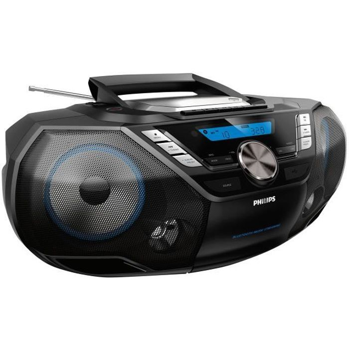 Philips CD Soundmachine AZB798T Boombox 12 Watt