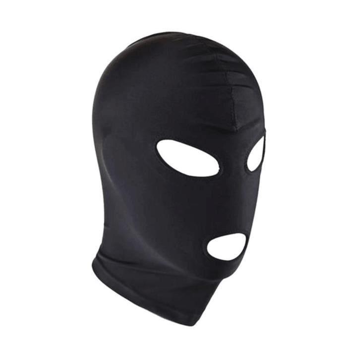 masque facial taille unique