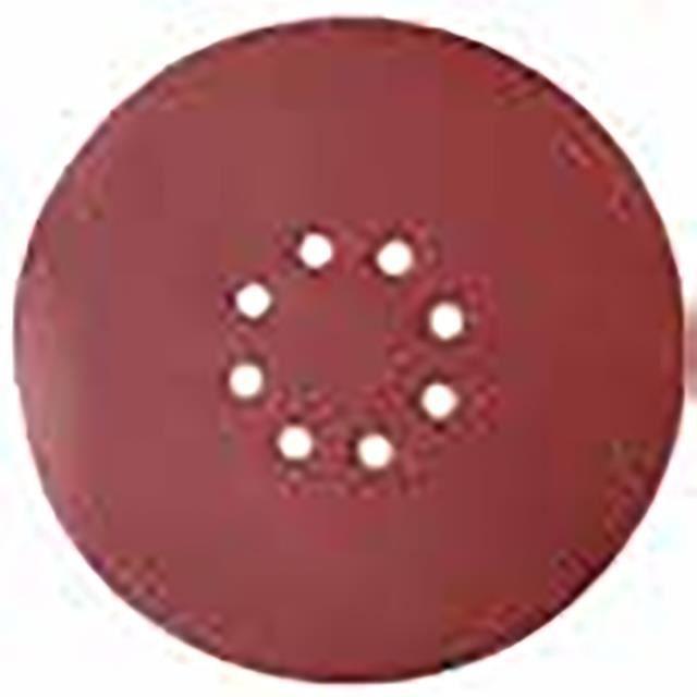 grain P120 Velcro Einhell Papiers abrasifs compatibles avec visseuse pour cloisons s/èches Diam/ètre : 225/mm 10/pi/èces