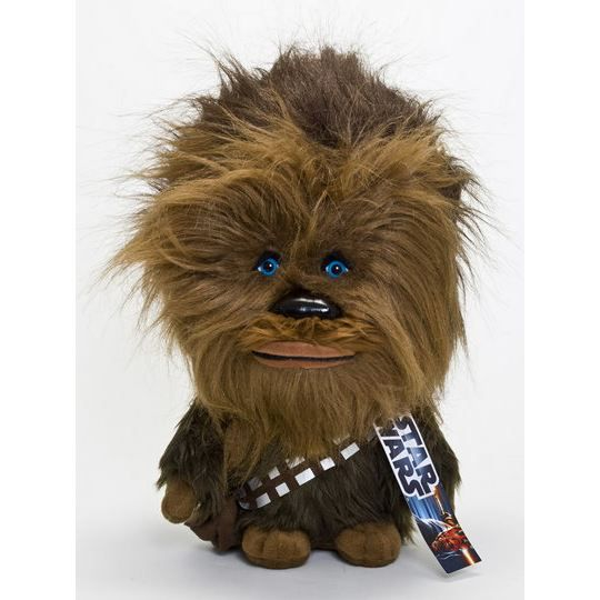 star wars peluche chewbacca 40 cm achat vente. Black Bedroom Furniture Sets. Home Design Ideas
