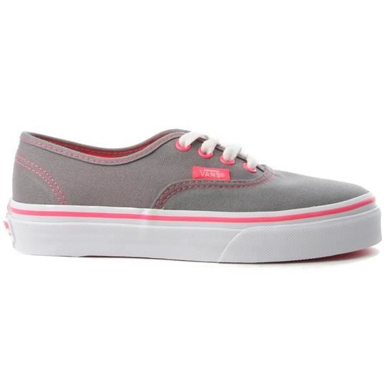 chaussures r vans baskets authentic enfant fille