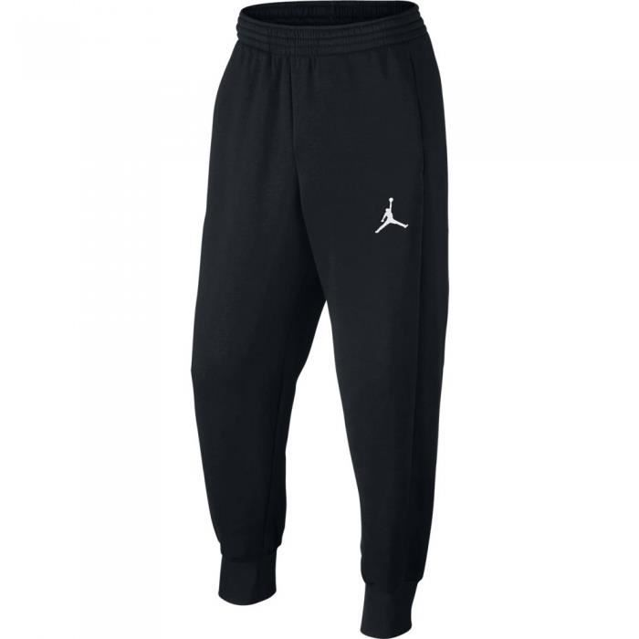 Air Jordan Pantalon de survêtement Flight Noir 823071 010