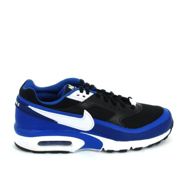 BASKET NIKE Air Max BW Jr Bleu Blanc 820344002