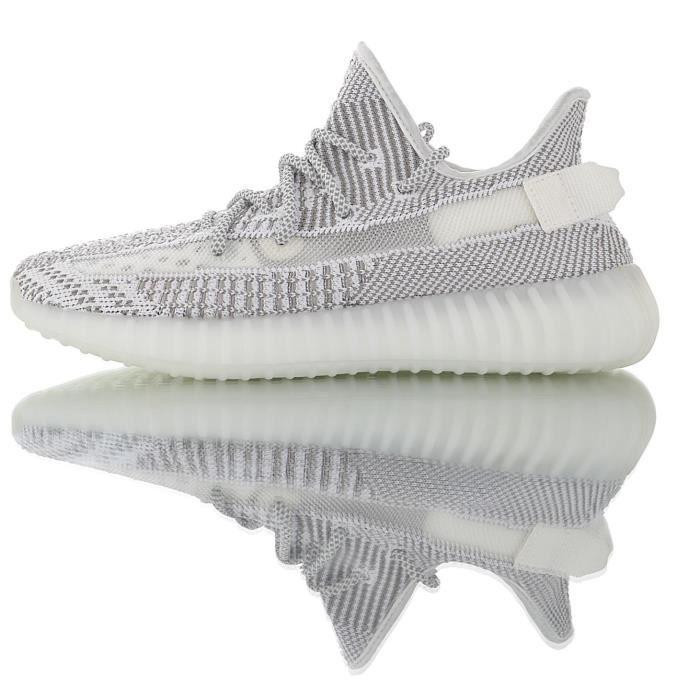 "Baskets Adidas Yeezy Boost 350 V2""WhiteStatic""Chaussures de"