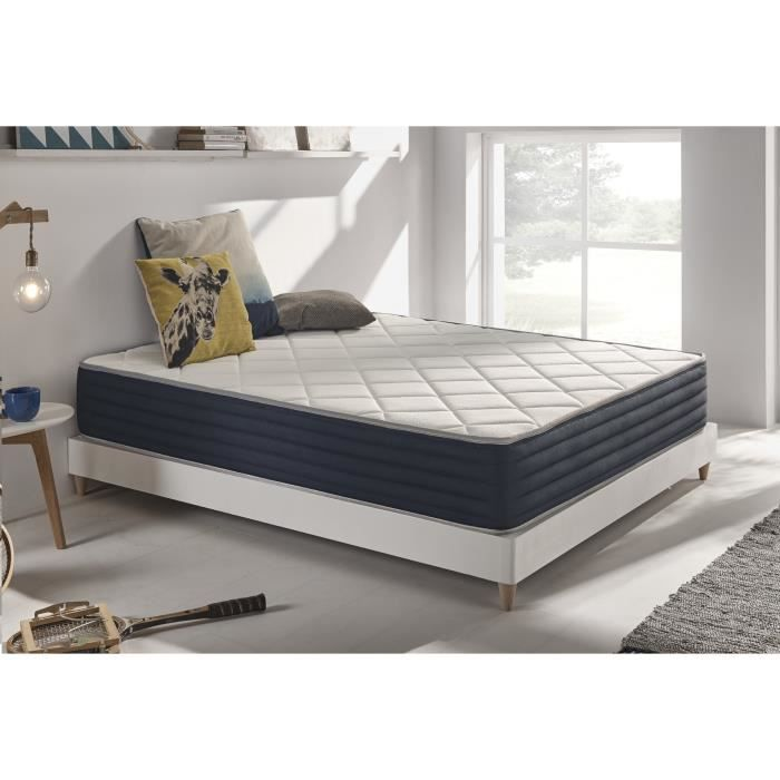 Matelas Active 180x200 Cm En Mousse A Memoire Double Face Viscotex