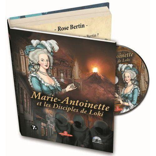 JEU PC Marie-Antoinette et les disciples de Loki Livre