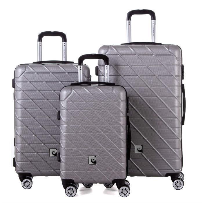Compagnie du bagage Set de 3 Valises Set de Bagages 48 cm