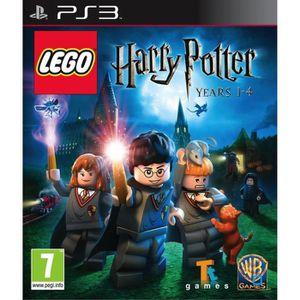JEU PS3 Lego Harry Potter Jeu PS3