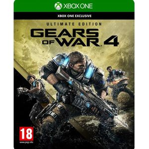 JEU XBOX ONE Gears of War 4 Ultimate Edition Jeu Xbox One