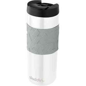 Aladin 425009 Mug INOX Noir 0,47 L