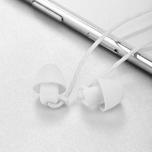 CASQUE - ÉCOUTEURS Ecouteurs Stéréo In-Ear Bass Sleep Comfort avec co