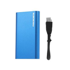 DISQUE DUR INTERNE HENGLSHOP Disque dur MSATA USB3.0 haute vitesse Mi