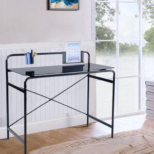 SECRÉTAIRE Table de Bureau,Bureau D'Ordinateur Portable Desig