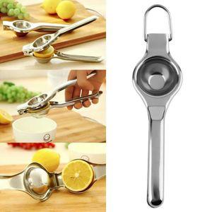 Lemon Lime Presse-Fruits en Acier Inoxydable Fruit Juicer Presse Main Manuel Cuisine Outil