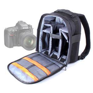 SAC PHOTO Sac à dos pratique pour Nikon P7700, D5300, D610