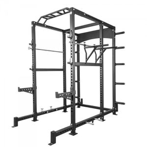 APPAREIL ABDO Gorilla Sports - Extrême Power Rack - Cage à Squat